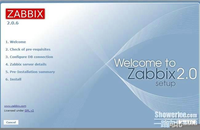 CENTOS6.3下zabbix安装部署